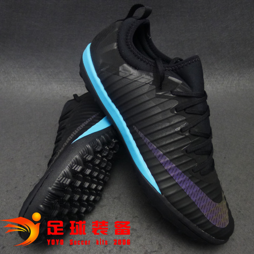 专柜正品NIKE MercurialX TF刺客高端碎钉足球鞋