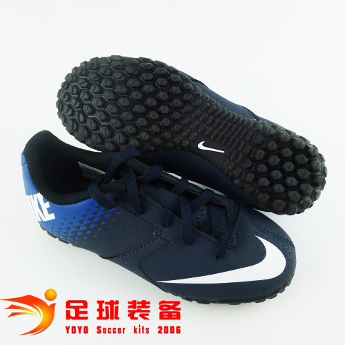 (大童)专柜正品NIKE Bomba X Jr TF 童款 儿童 碎钉足球鞋